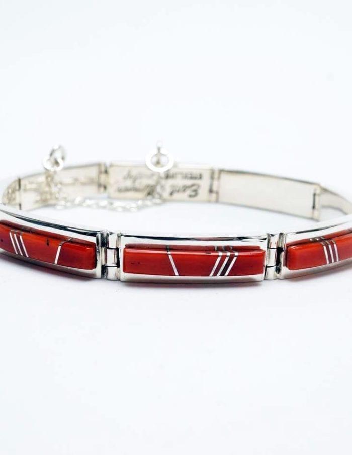 Earl Plummer Coral Bracelet