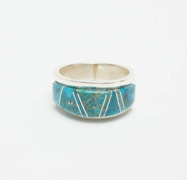 Earl Plummer Morenci turquoise