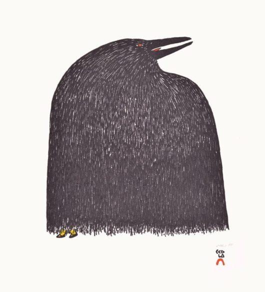 Ningiukulu Teevee Raven's Boots
