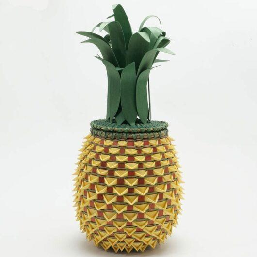 Ganessa Frey Large Pineapple Basket