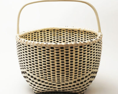 Fred Tomah Wabanaki basket