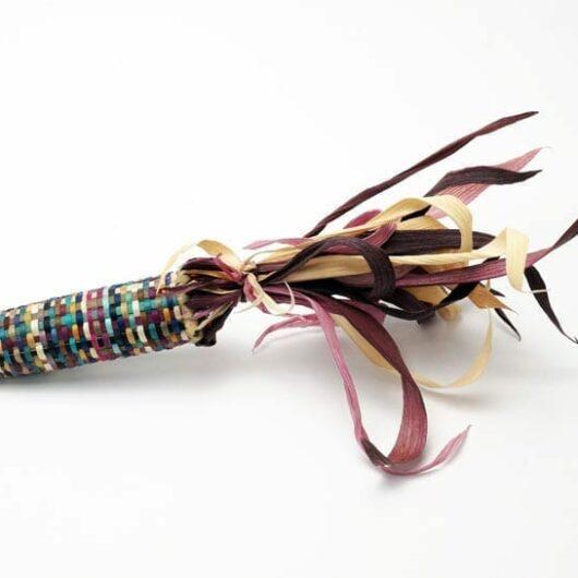 Sarah Sockbeson corn basket