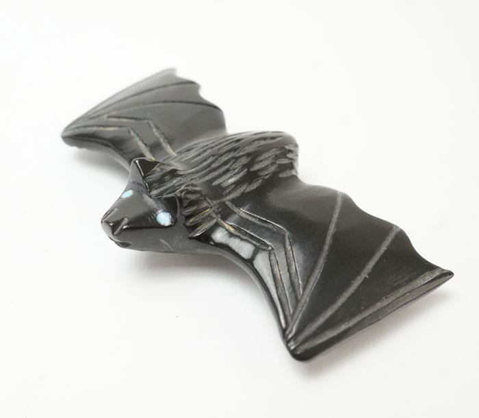 Tim Lementino black marble bat