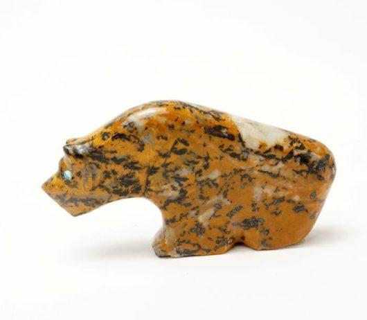 Todd Westika tiger marble bear