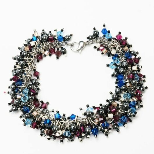 Decontie & Brown multi-colored bracelet