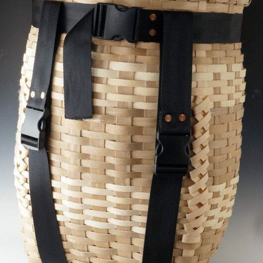 Richard Silliboy pack basket