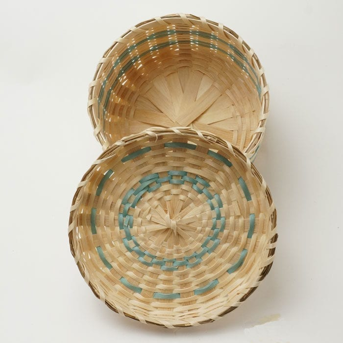 Alanna Barnes ash basket