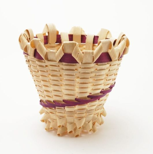 Butch Jacobs flared basket