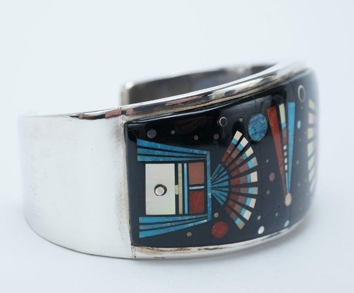 Ervin Tsosie bracelet