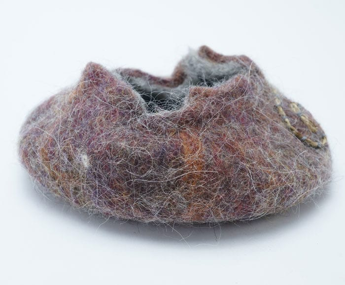 Buy Pam Cunningham wool basket