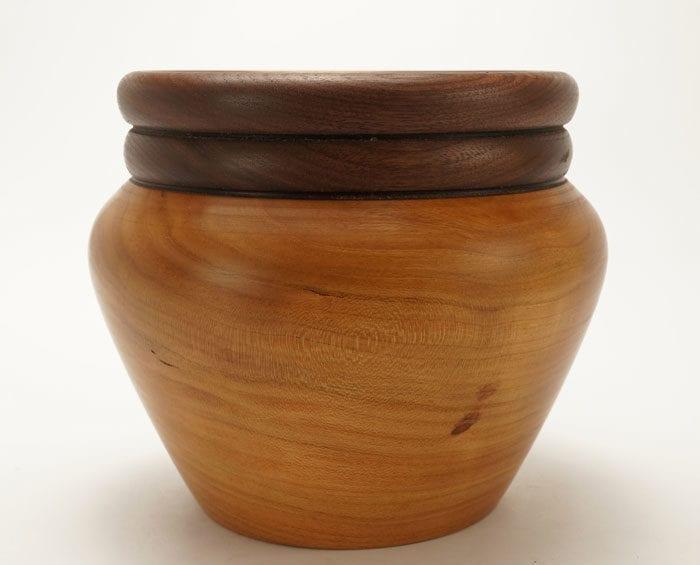 Dewey Owl Cherry Walnut Bowl Online