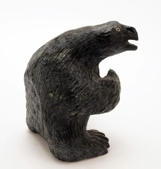 Gideon Qauqjuaq transformation sculpture