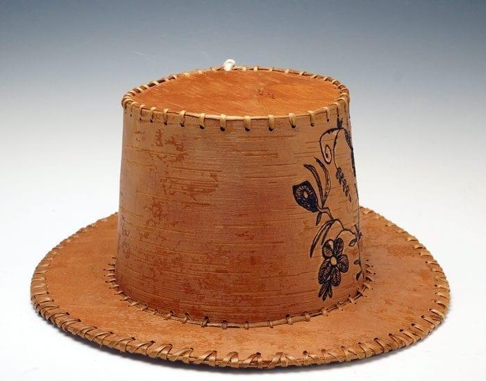 Buy Gina Brooks Birch Bark Hat