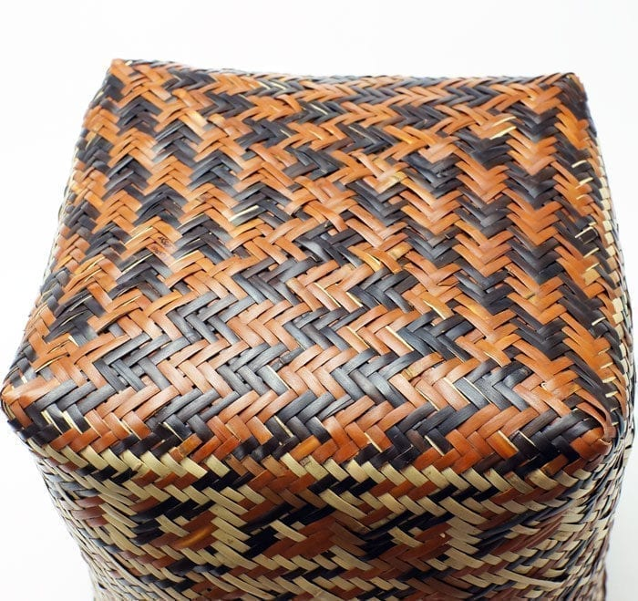 Buy Ramona Lossie Round Basket