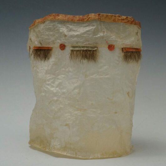 Clara Mattice halibut skin basket