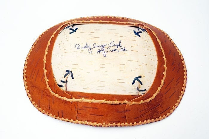 Dorothy Savage Joseph Birch Bark Bowl Online
