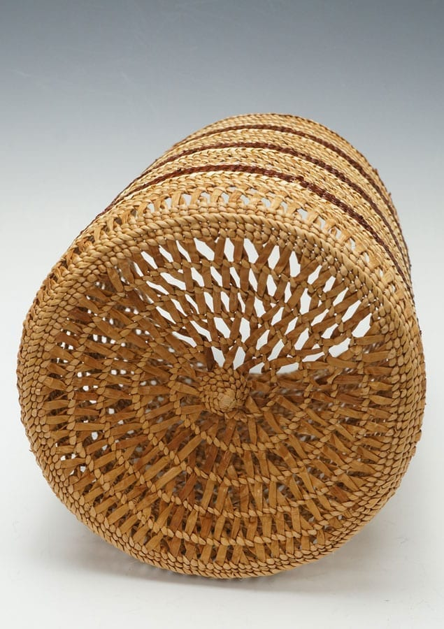 Eliasica Timmerman Cedar Basket
