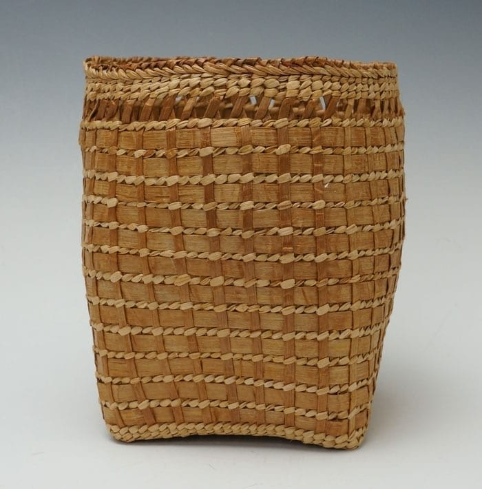 Loa Ryan cedar bark basket online