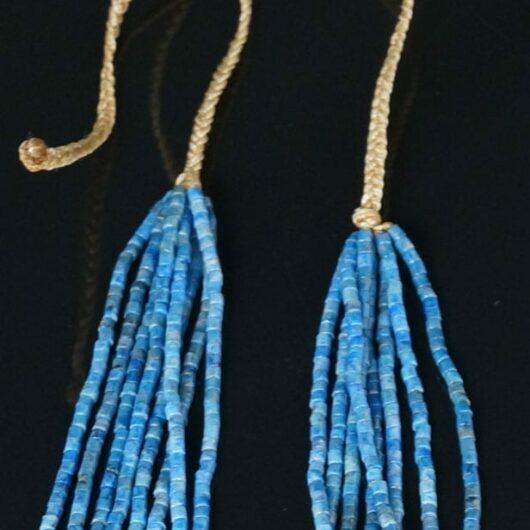 Priscilla Nieto Lapis Eight Strand Necklace