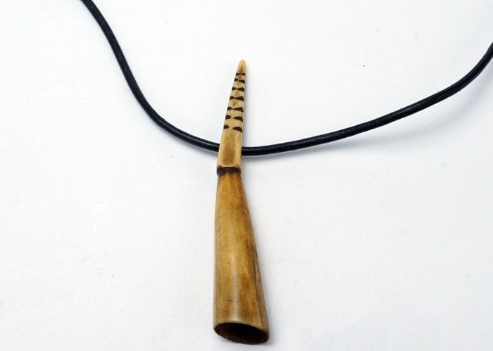 Buy Vintage Eskimo Ivory Carved Point Online