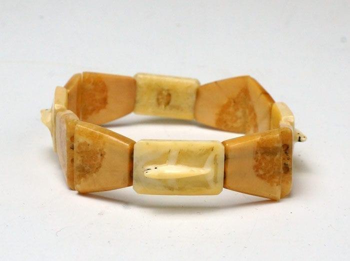 Vintage ivory bracele