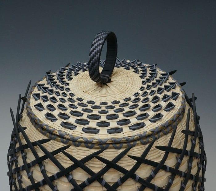 Jeremy Frey cage Wood Basket online
