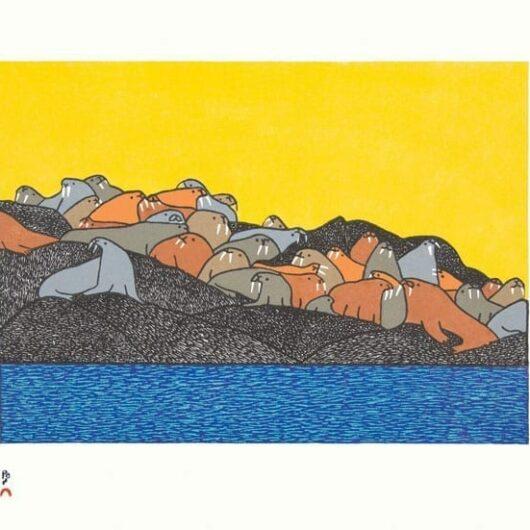 2018 Cape Dorset Print Collection