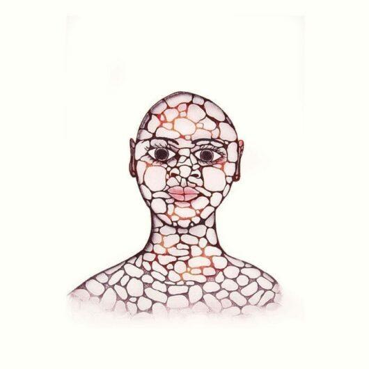 Padloo Samayualie Pebble Woman