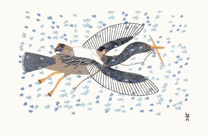 QAVAVAU MANUMIE Celestial Flight