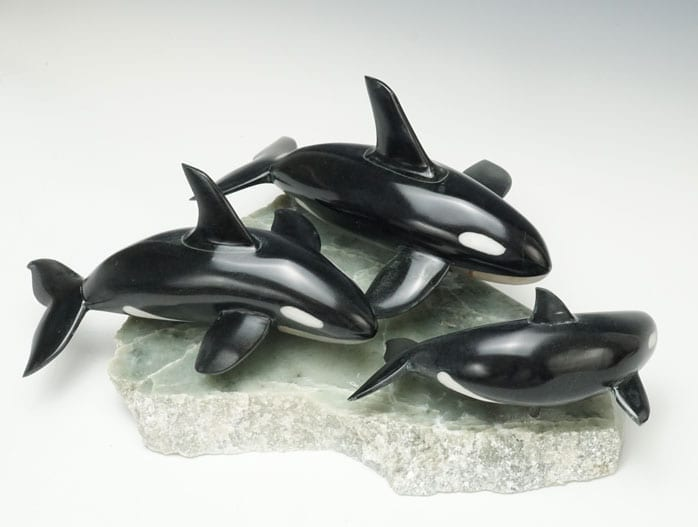 Dimmick orcas