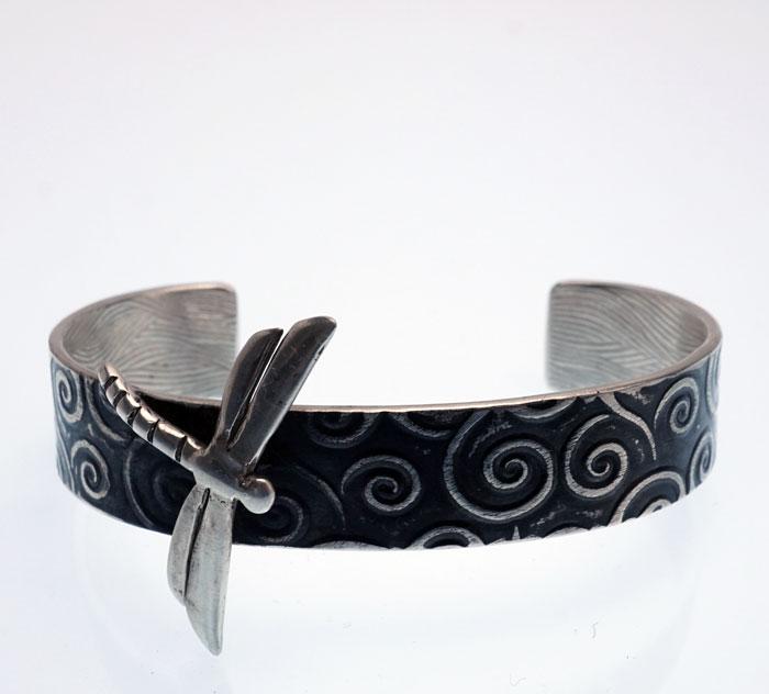 Althea Cajero Dragonfly Bracelet