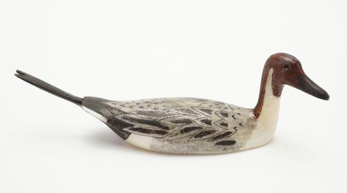 Charles Kokuluk Pintail Duck