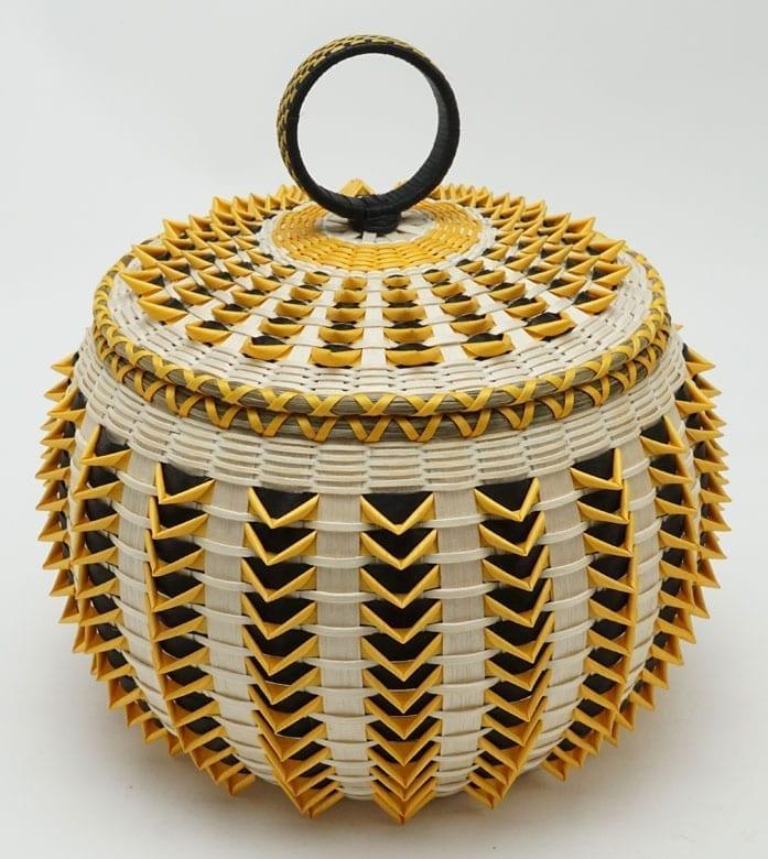 Jeremy Frey Yellow Point Basket