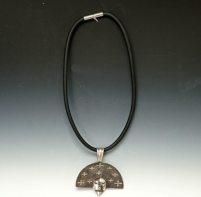 Joe-Cajero-Prayers-series-swivel-pendant