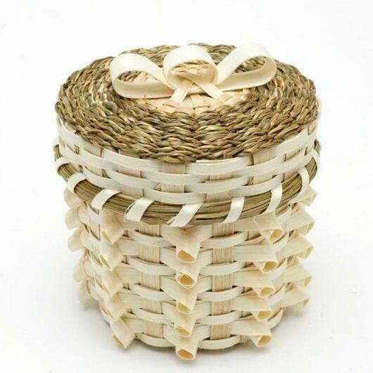 Kenny Keezer small natural curl basket