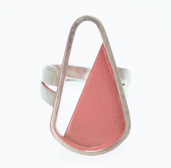 Margaret Jacobs pink ring