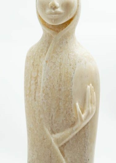 Susie Silook Ivory Madonna
