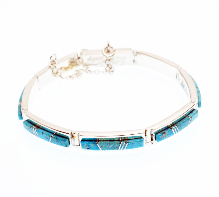 Earl Plummer Kingman Turquoise bracelet 2