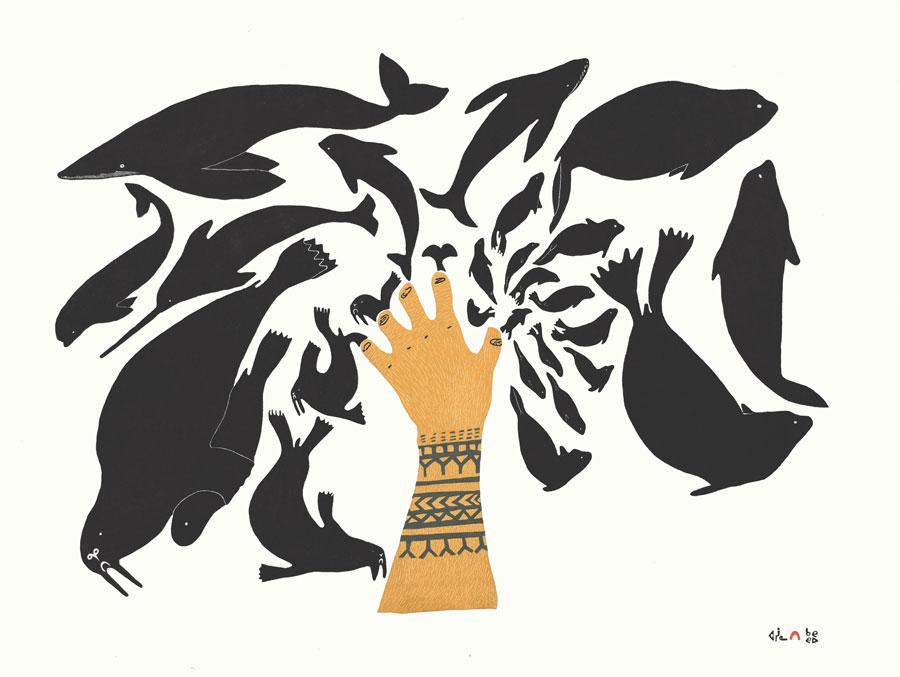 NINGIUKULU TEEVEE Sedna's Creation
