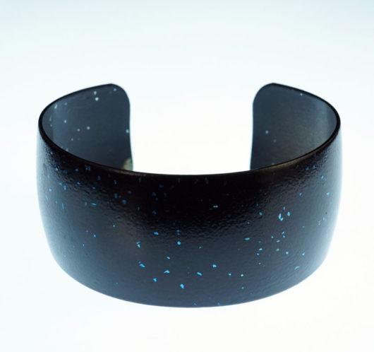 Margaret Jacobs Powder Coated Starry Night Cuff Bracelet