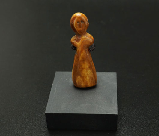 Ancient Thule Ivory Female Figure