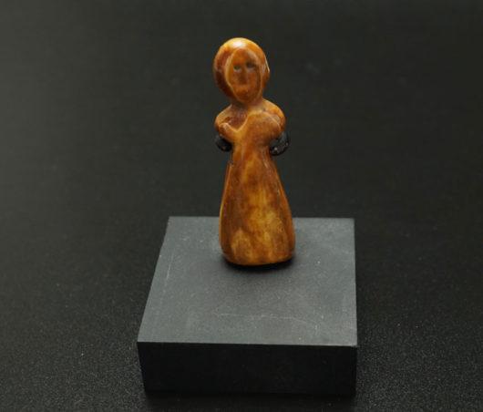 Ancient Thule Ivory Female Figure