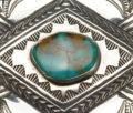 Vintage-sterling-silver-pin-with-turquoise-SWJ01675-2