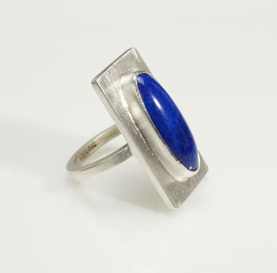 Amelia Joe-Chandler Lapis Lazuli Ring