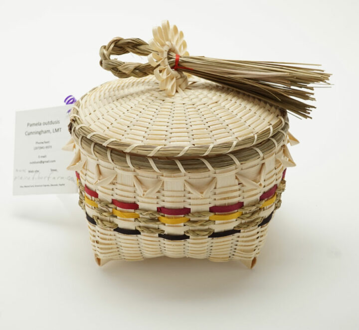 Pam Cunningham Honor Basket