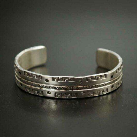 JJ Otero Center Rib Bracelet