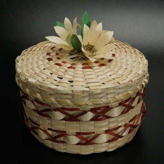 Dolly Barnes Flower Basket