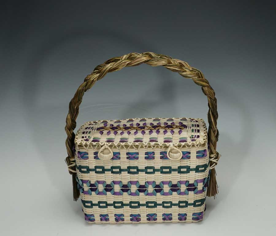 Gal Frey Purse Basket