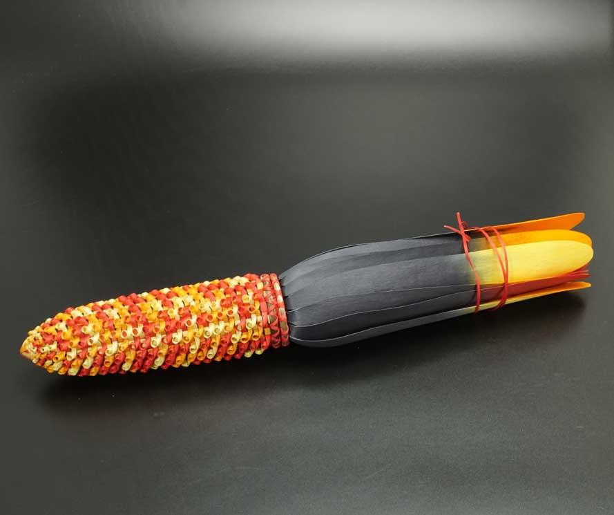 Ganessa Frey Fire Corn Basket