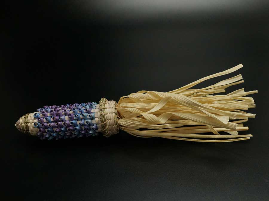 Rae Skenandore Corn Basket